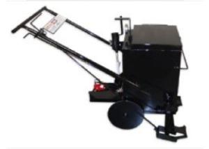 Crafco 10 Gallon Wheeled Melter/Bander