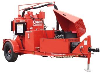 Crafco Super Shot 125 Diesel Melter