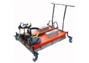 HDE P200 Infrared Pavement Heater