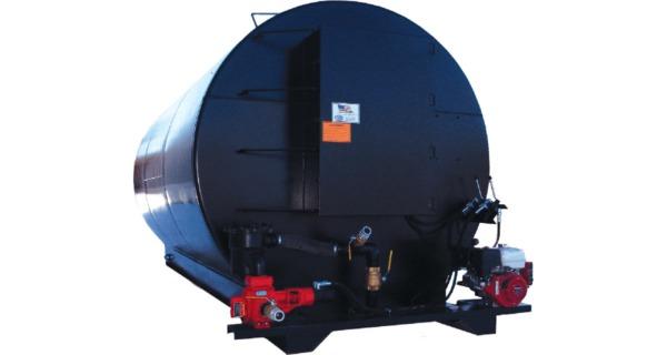 Seal-Rite 6,000 Gallon Bulk Storage Tank Image